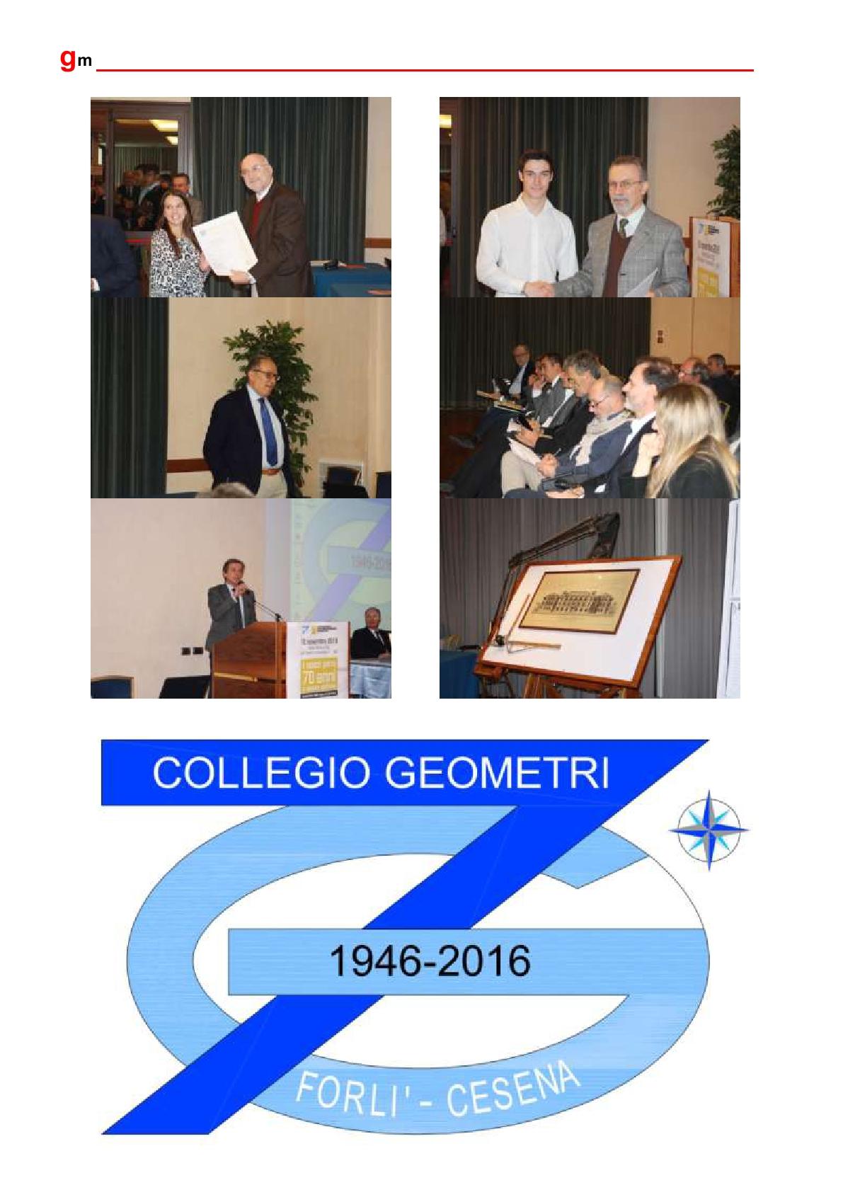 Giornata del Geometra 20166